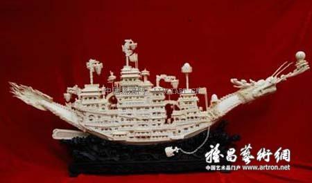 由广州工业名优产品展销中心与广州工艺美术行业协会图片